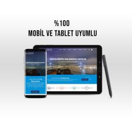 Tek Sayfa Web Sitesi Paketi